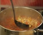 Супа с кайма 6