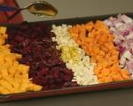 Кускус със зимни зеленчуци