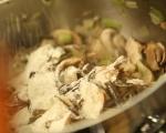 Лесна гъбена супа 4
