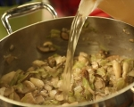 Лесна гъбена супа 5