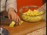 Яхния от картофи на микровълнова фурна 3