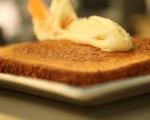 Кекс с ванилова глазура 9