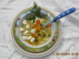 Супа от тиквички, картофи, моркови и ...