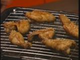 Пилешки крилца със сусам 4