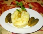 Картофена салата 3