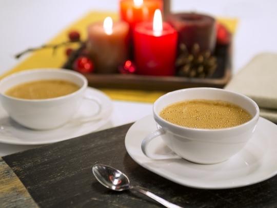 Кафе лате с тиква