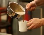 Кафе лате с тиква 2