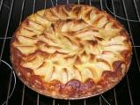 Бърз ябълков сладкиш