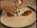 Пица калцоне 4