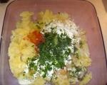 Картофени кюфтета с млечен сос 2