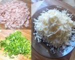 Пълнени печени картофи 3