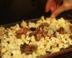 Кускус с карфиол и маслини 2