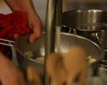 Кускус с карфиол и маслини 3