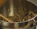 Пълнена тиква с ориз и гъби 4