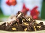 Постни шоколадови бонбони