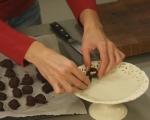 Постни шоколадови бонбони 8