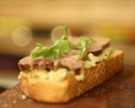 Сандвич с телешки език 8