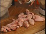 Пилешки крилца с два соса 2