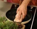 Пуешко руло с бекон и зимни зеленчуци 7