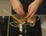 Грис халва със сушени плодове 2