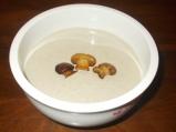 Гъбена крем супа