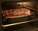 Печено руло от свински гърди 9