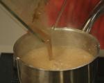 Кюфтета от свинско с винен сос  8