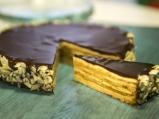 Дървена торта