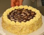 """Торта """"Естерхази"""" 25"""
