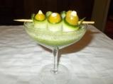 Зелен, свеж коктейл