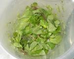 Зелен, свеж коктейл 3