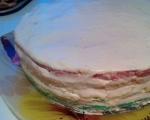 """Торта """"Дъга\"""