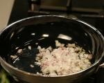 Бобена салата с луканка