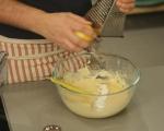 Бобена торта с дюлев крем 4