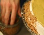Бобена торта с дюлев крем 14