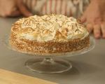 Бобена торта с дюлев крем 16