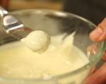 Трюфели с тиква и крем сирене 8