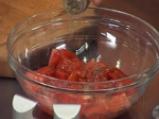 Сирене с чушки и домати на фурна 2