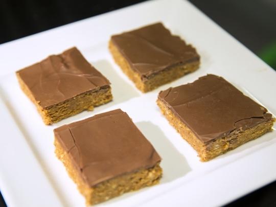 Десерт със солети без печене
