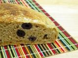 Хляб от лимец с маслини