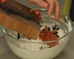 Хапки с чоризо и маслини 3
