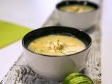 Картофена крем супа със сьомга