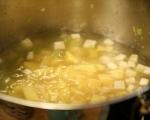 Картофена крем супа със сьомга 3