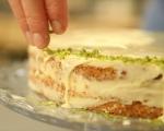 """Бяла торта """"Гараш"""" 11"""