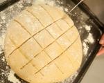 Хляб с копърово семе 6