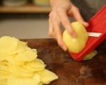 Шведски картофен гратен 2