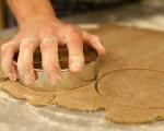 Плоски пълнозърнести хлебчета 6