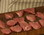 Свинско бонфиле със сос от хрян 2