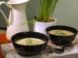 Гъбена супа с горчица