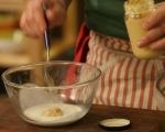 Гъбена супа с горчица 6
